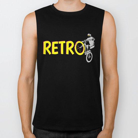 Retro Bike Biker Tank