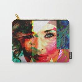 Pop Art Portrait Carry-All Pouch