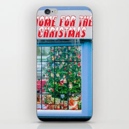 Home for the Christmas iPhone Skin
