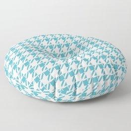 saw paisley Floor Pillow