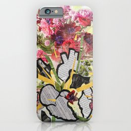 Heart Burst iPhone Case