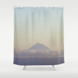 Montanha do Pico I Shower Curtain