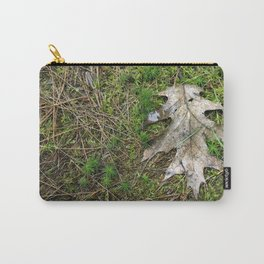 Oak Leaf Carry-All Pouch