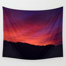 SW Mountain Sunrise - 5 Wall Tapestry