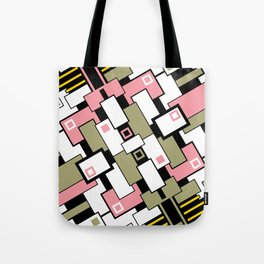 C13D GeoAbstract 2 Tote Bag