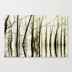TREE TONES Canvas Print