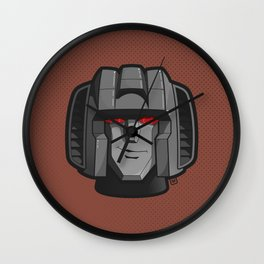 G1 Starscream Wall Clock