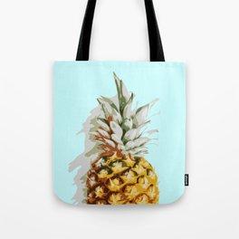 Summer Pineapple Tote Bag
