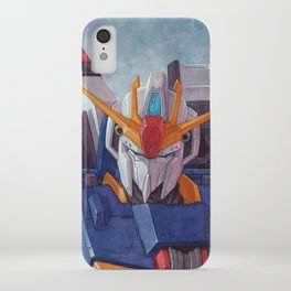 Zeta Gundam iPhone Case
