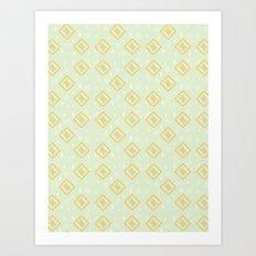 Boheme Art Print