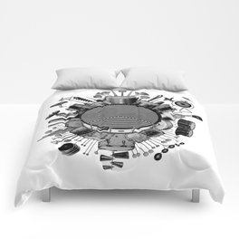 Drums & Percussion Comforters