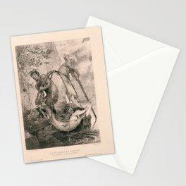 Les Pecheurs De Sirenes Stationery Cards