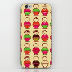 Non-player character iPhone & iPod Skin