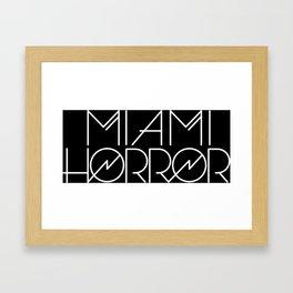 Summersun Framed Art Print