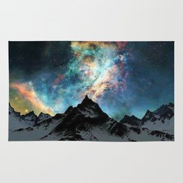 NORTHERN LIGHT ALASKA Rug