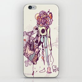 I'm a piece of everything  iPhone Skin