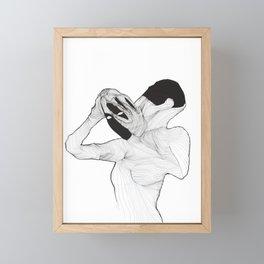 take off Framed Mini Art Print