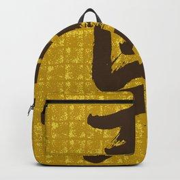 Calligraphy_Shin03 Backpack