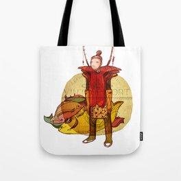 fisher muzh Tote Bag