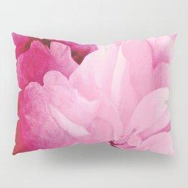 Plum Blossoms-Flowering For No One, No Reason Pillow Sham