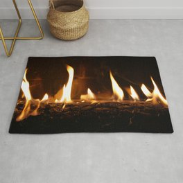 BY THE FIREPLACE Rug