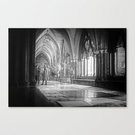Elements of London III - Westminster Canvas Print