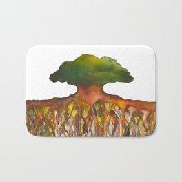 Deep Roots of Mama Tree Bath Mat