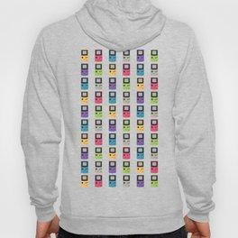 Gameboy Pattern Hoody