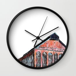 NEW CITY GAS COMPANY OF MONTREAL Wall Clock