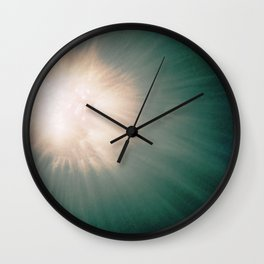 Doorway to The Dry Wall Clock