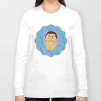 toy story Long Sleeve T-shirts featuring Buzz Lightyear - Toy Story by Kuki