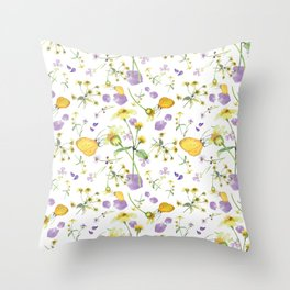 Small Wonders Throw Pillow