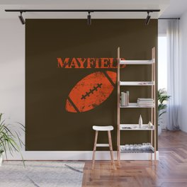 Mayfield Wall Mural