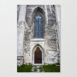 Tallin 1.8 Canvas Print