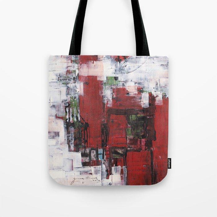 Abstract 2014/11/08 Tote Bag