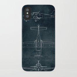 CIRRUS SR22 - First flight 2001 iPhone Case