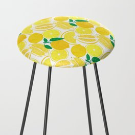 Lemon Harvest Counter Stool