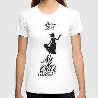 mary poppins T-shirts featuring Mary Poppins té by Creo tu mundo