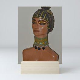 """Nefertari I"" by ICA PAVON Mini Art Print"