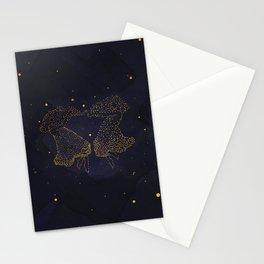 Gemini Zodiac  Stationery Cards