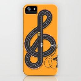 Sound Track iPhone Case