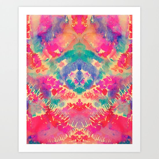 THE DUCHESS GRAND Art Print