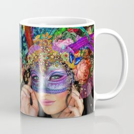 The Mascherari's Muse Coffee Mug