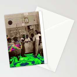 the Tempo of Bottoms up Stationery Cards