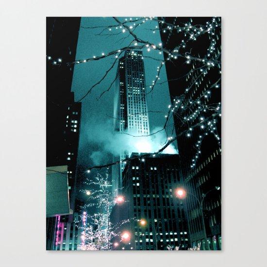 New York City #2 Canvas Print