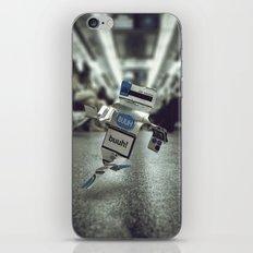 Buuh iPhone & iPod Skin