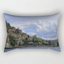 Rolling Sunshine Rectangular Pillow