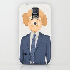 Posing Poodle Slim Case Galaxy S5