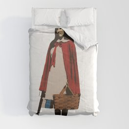 Red riding hood Comforters