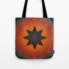 Sol Fire Tote Bag